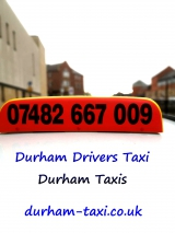 Durham Drivers Taxi - 2