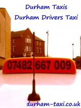 Durham Drivers Taxi - 10